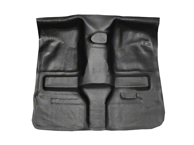 OPR Vinyl Flooring Passenger Area - Black (97-06 Jeep Wrangler TJ)