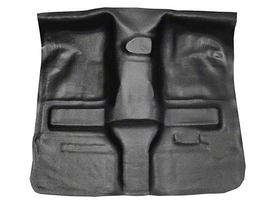 ACC Vinyl Flooring Passenger Area - Black (97-06 Wrangler TJ)