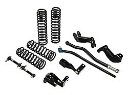 JKS Jspec 3.5 in. JKontrol Lift Kit (07-18 Jeep Wrangler JK 4 Door)