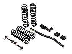 JKS Jspec 3.5 in. Lift Kit (07-18 Jeep Wrangler JK 4 Door)