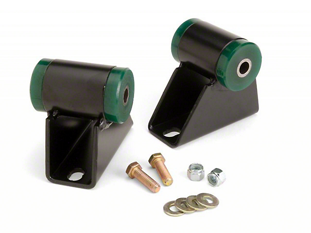JKS 1 in. Motor Lift Performance Motor Mount (87-06 4.0L or 4.2L Jeep Wrangler YJ & TJ)