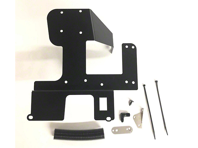 M.O.R.E. Air Compressor Mount for ARB (07-18 Jeep Wrangler JK)