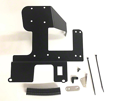 M.O.R.E. Air Compressor Mount for ARB (07-18 Wrangler JK; 2018 Wrangler JL)