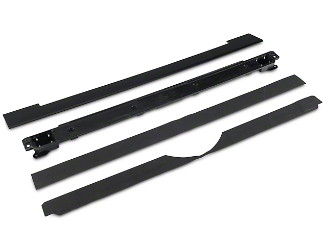 OPR Hard Top Back Window Trim Kit (87-95 Jeep Wrangler YJ)