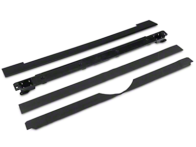 OPR Hard Top Back Window Trim Kit (87-95 Wrangler YJ)