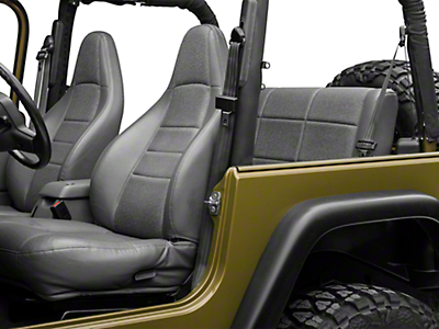 Omix-ADA 3-Point Tri-Lock Off Road Seat Belt - Driver Side (97-02 Wrangler TJ)