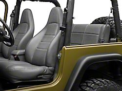 3-Point Tri-Lock Off Road Seat Belt - Driver Side (97-02 Jeep Wrangler TJ)