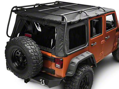 Rugged Ridge Exo Top (07-18 Jeep Wrangler JK 4 Door)