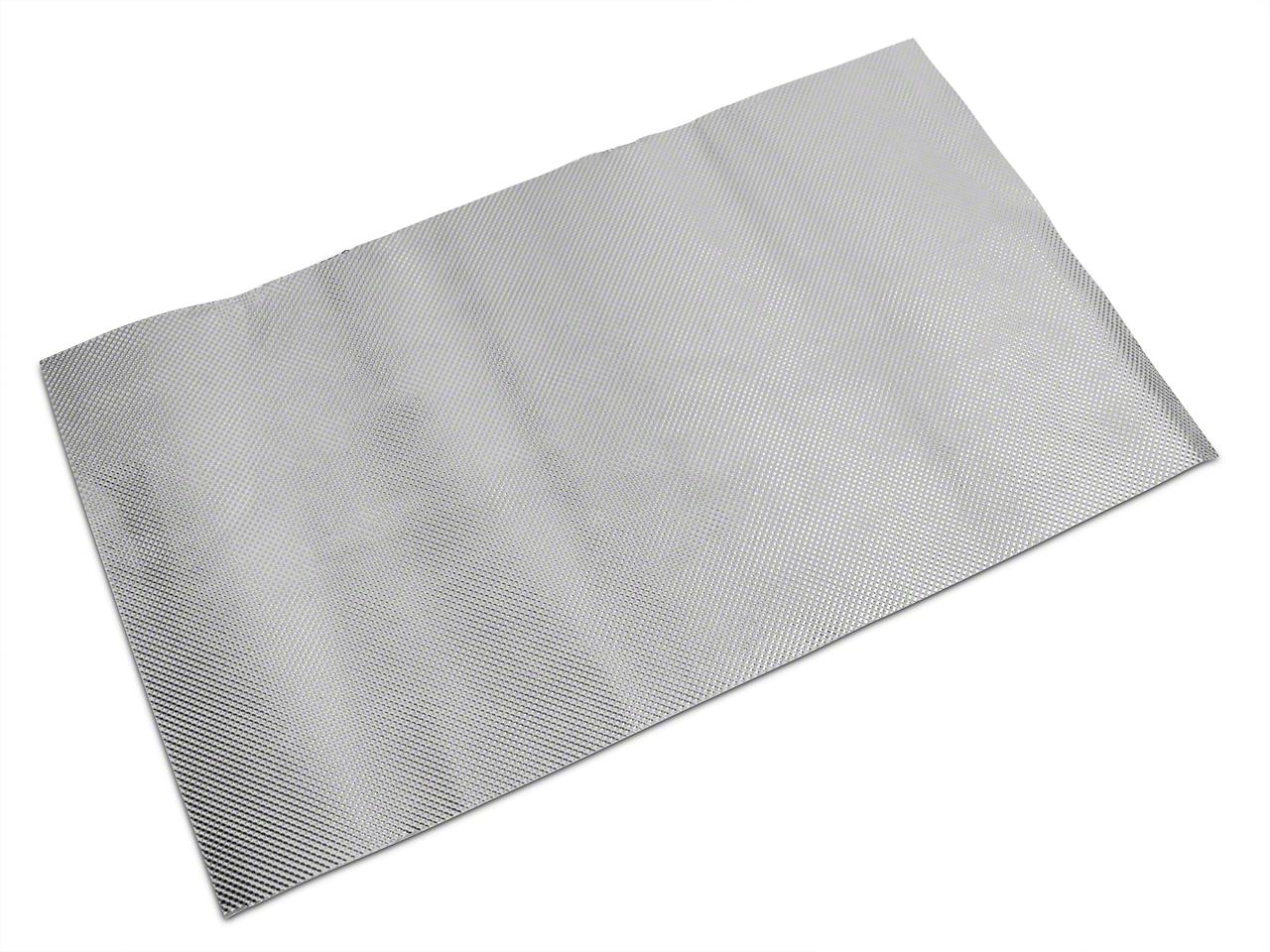 DEI Muffler Shield Kit (07-18 Wrangler JK)