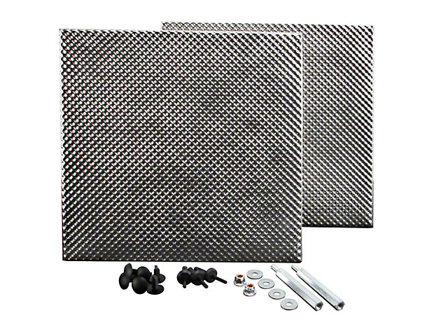 Heat Shield Kit - Battery Box (12-15 Jeep Wrangler JK)
