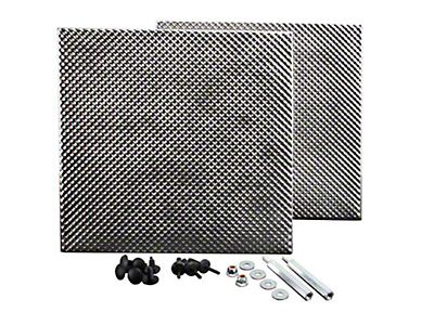 DEI Heat Shield Kit - Battery Box (12-15 Jeep Wrangler JK)
