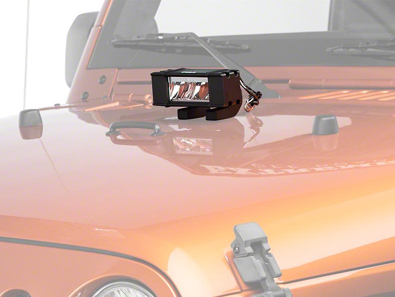 PIAA RF Series 6 in. LED Light Bar - Driving Beam