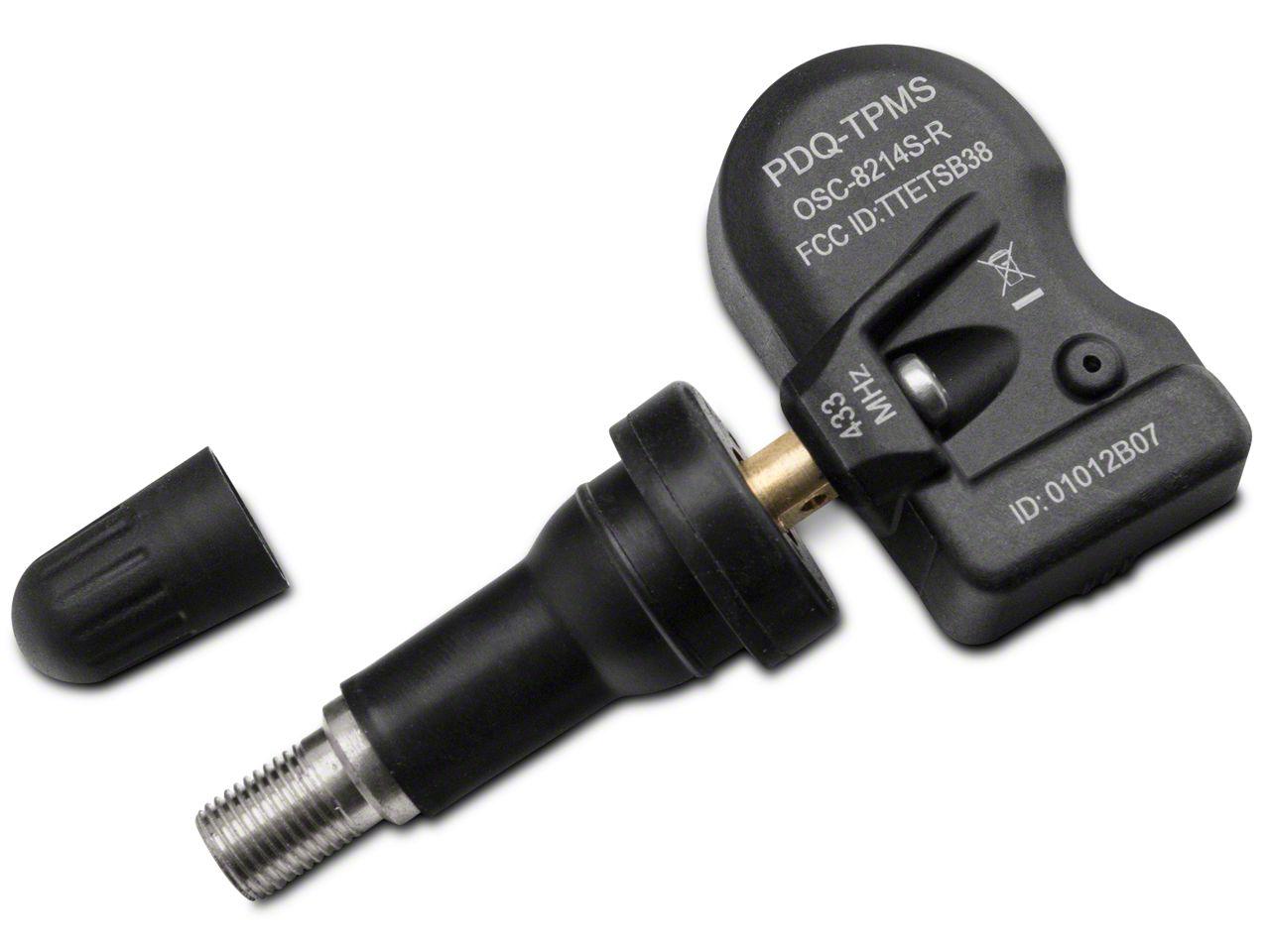 Unbranded Valve Stem-Mounted TPMS Sensor (13-19 Jeep Wrangler JK & JL)