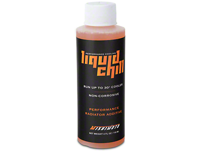 Mishimoto Liquid Chill Radiator Coolant Additive (87-18 Jeep Wrangler YJ, TJ, JK & JL)