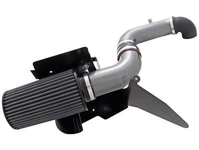 AEM Brute Force Cold Air Intake - Gunmetal Gray (91-95 2.5L Jeep Wrangler YJ)