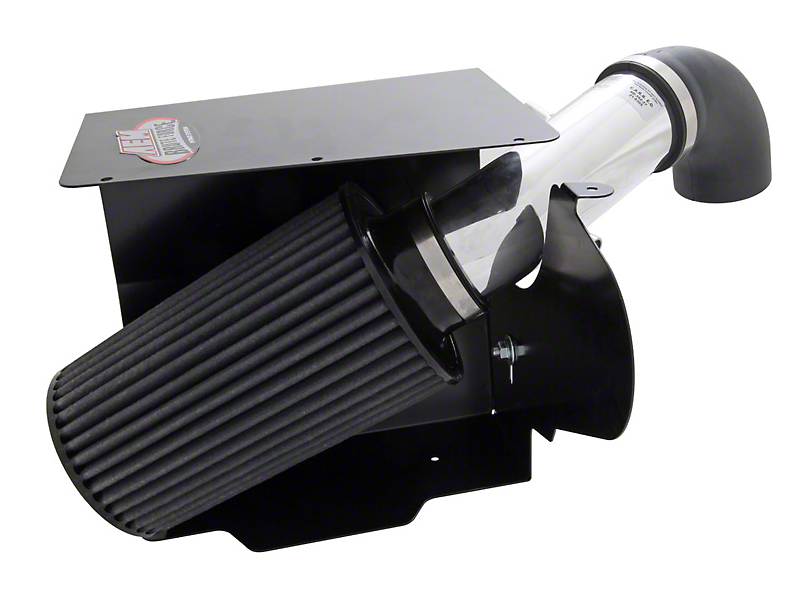 AEM Brute Force Cold Air Intake - Polished (91-95 4.0L Jeep Wrangler YJ)