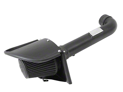 K&N Blackhawk Cold Air Intake (12-18 3.6L Jeep Wrangler JK)