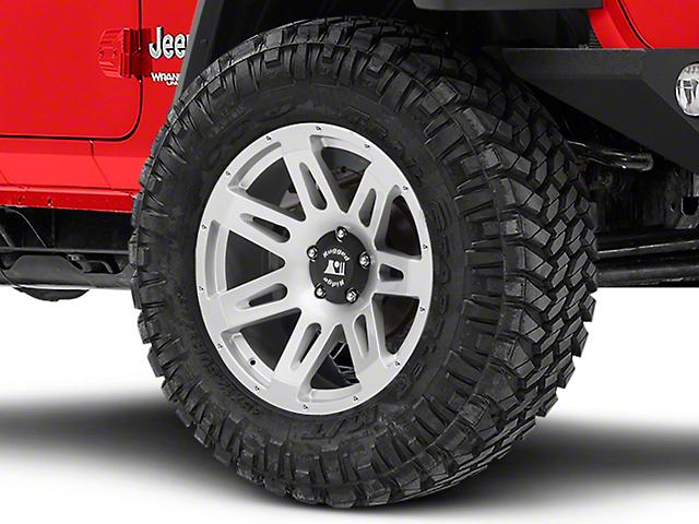 Rugged Ridge XHD Silver Wheel - 20x9 (18-19 Jeep Wrangler JL)