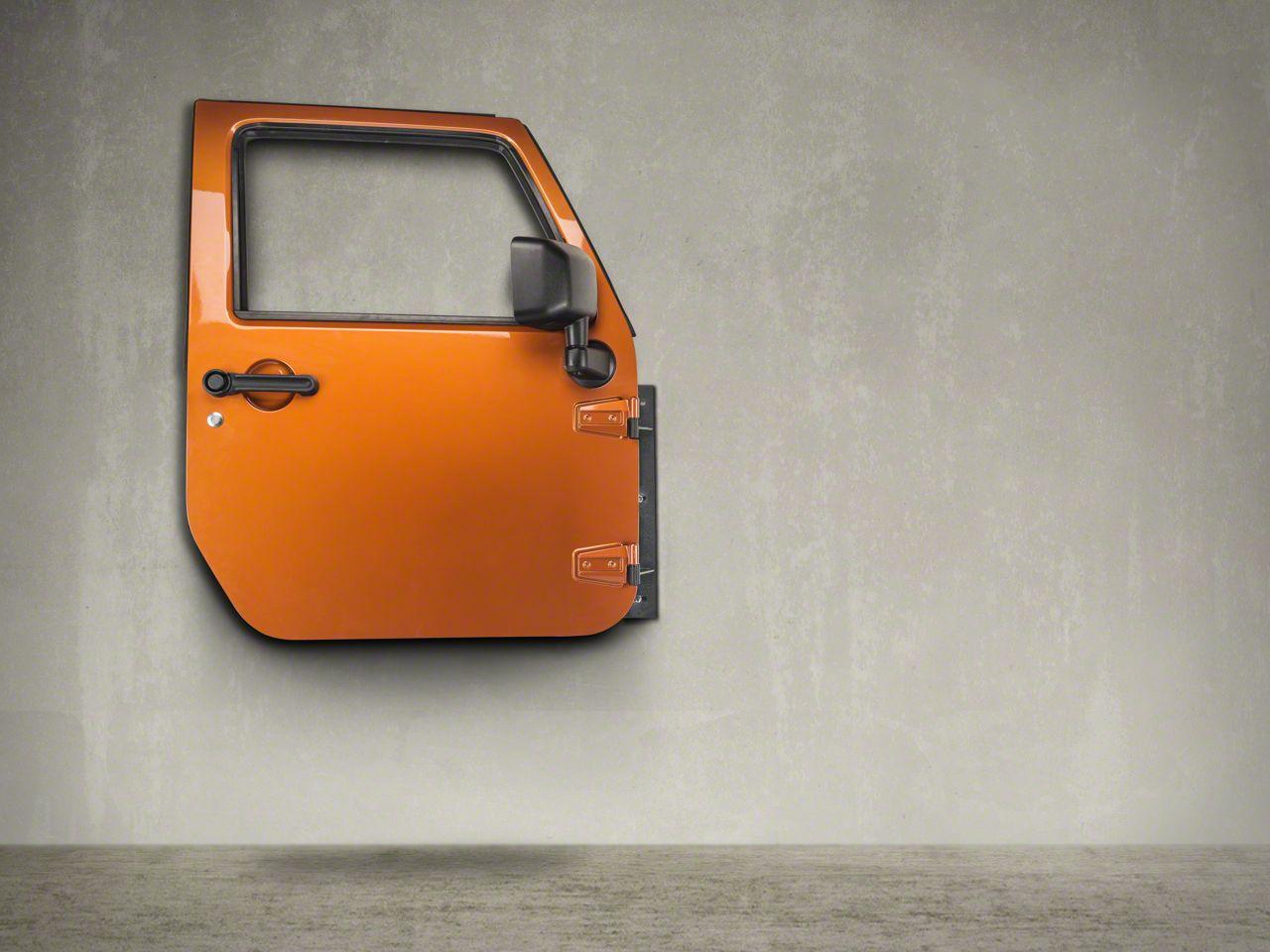 Replacement Parts Marsauto Jeep Wrangler Door Hanger Storage Rack ...