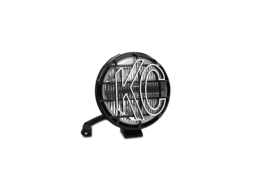 KC HiLiTES 6 in. Apollo Pro Replacement Fog Light (05-06 Jeep Wrangler TJ)