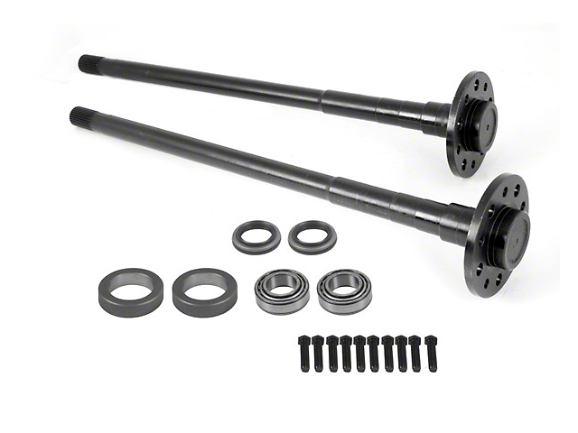 Alloy USA 30 Spline Dana 44 Rear Axleshafts (97-06 Jeep Wrangler TJ)