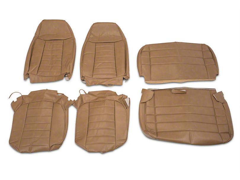 Opr Wrangler Vinyl Seat Covers Palomino J103677 87 95