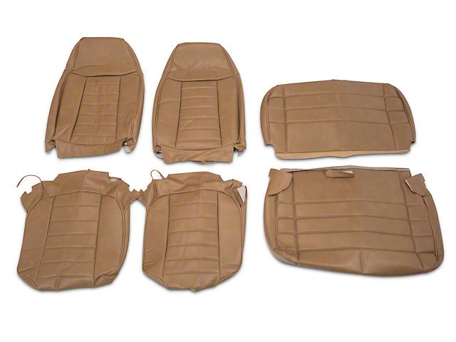 Opr Jeep Wrangler Vinyl Seat Covers Palomino J103677 87