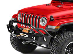 Barricade Extreme HD Front Bumper (18-19 Jeep Wrangler JL)
