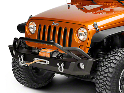 Barricade Extreme HD Front Bumper (07-18 Jeep Wrangler JK)