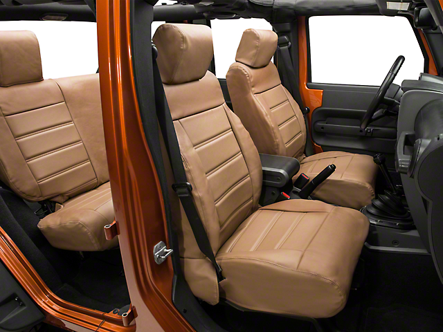 Alterum Leatherette Seat Covers