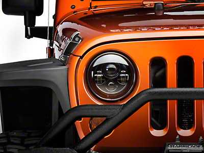 Raxiom LED Headlights (07-18 Jeep Wrangler JK)