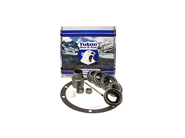 Yukon Gear Bearing Install Kit - Rear - Dana 44 (07-18 Wrangler JK)