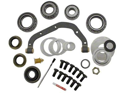 Yukon Gear Master Overhaul Kit for Dana 30 Front Differential (07-18 Jeep Wrangler JK)