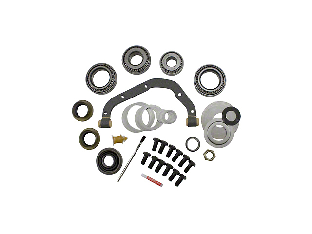 Yukon Gear Dana 30 Front Axle Master Overhaul Kit (07-18 Jeep Wrangler JK)