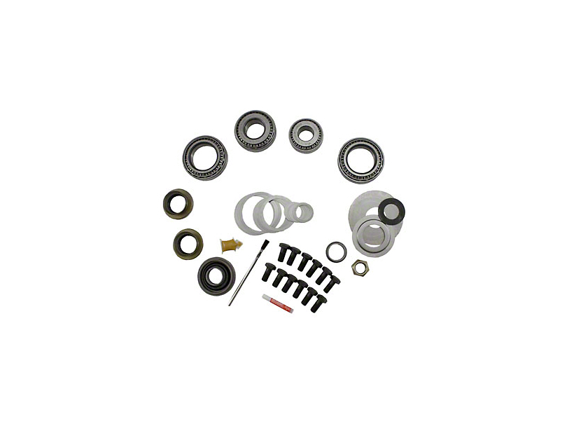 Yukon Gear Dana 44 Front Axle Master Overhaul Kit (07-18 Jeep Wrangler JK Rubicon)