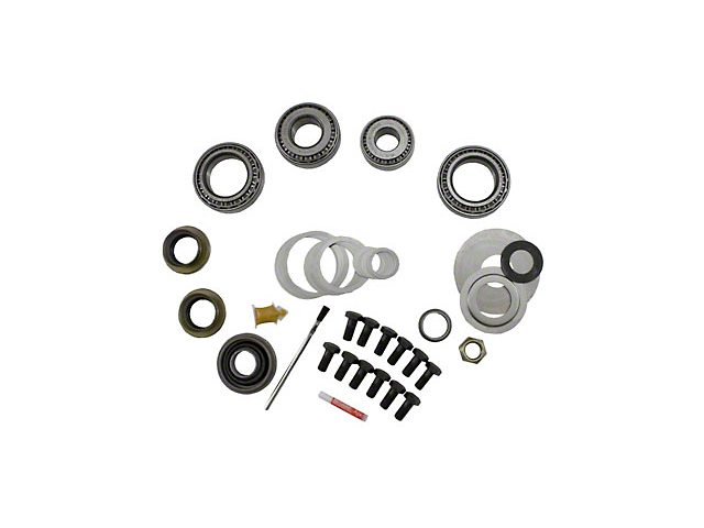 yukon gear jeep wrangler master overhaul kit for dana 44