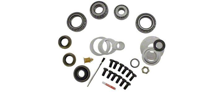 How to Install Yukon Gear Master Overhaul kit, Dana 44