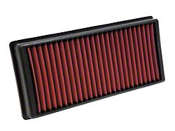AEM DryFlow Replacement Air Filter (97-06 2.5L or 4.0L Jeep Wrangler TJ)