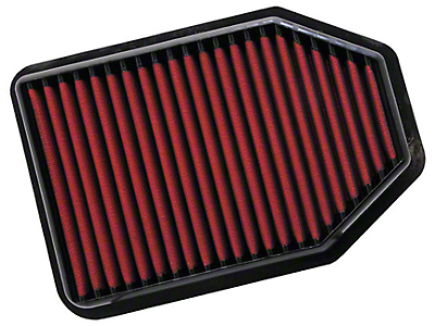 AEM DryFlow Replacement Air Filter (07-18 3.6L or 3.8L Jeep Wrangler JK)