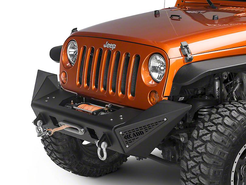 Addictive Desert Designs Stealth Fighter Large Side Pods (07-18 Jeep Wrangler JK)