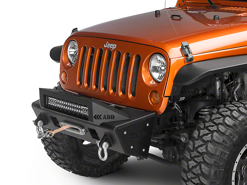Addictive Desert Designs Stealth Fighter 20 in. LED Hoop (07-18 Jeep Wrangler JK)