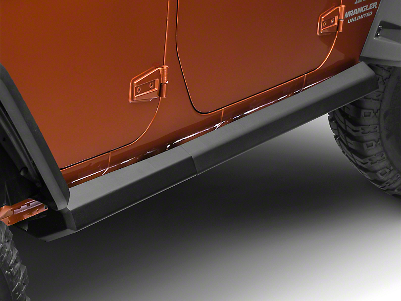 Addictive Desert Designs Stealth Fighter Side Step Bars (07-18 Jeep Wrangler JK 4 Door)