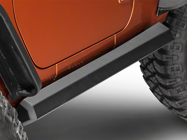 Addictive Desert Designs Stealth Fighter Side Step Bars (07-18 Jeep Wrangler JK 2 Door)