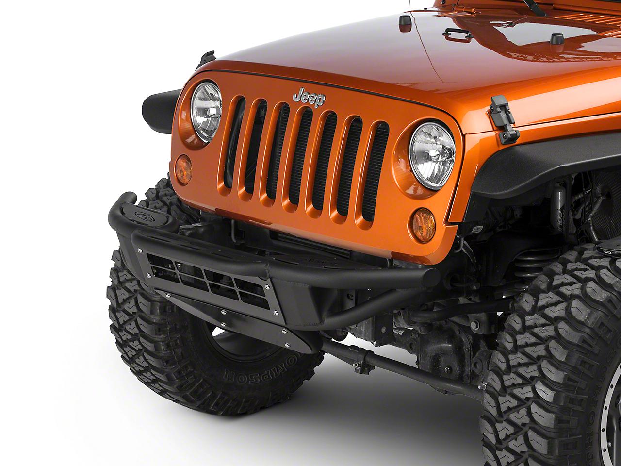 Addictive Desert Designs Venom Front Bumper (07-18 Wrangler JK)