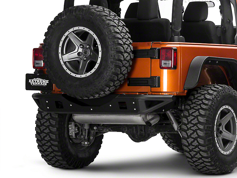 Addictive Desert Designs Venom Rear Bumper (07-18 Jeep Wrangler JK)
