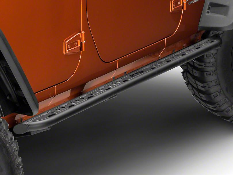 Addictive Desert Designs Venom Side Step Bars (07-18 Jeep Wrangler JK 4 Door)