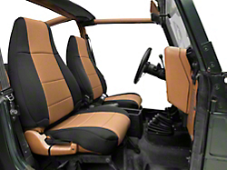 Rugged Ridge Wrangler Seat Protector Pair Spices 13235