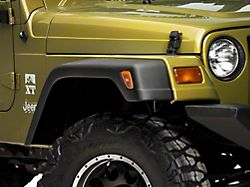 RedRock 4x4 7 Inch Fender Flares (97-06 Jeep Wrangler TJ)