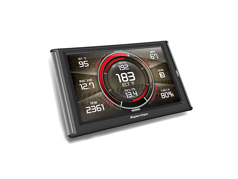 Superchips TrailDash2 (12-14 Jeep Wrangler JK)