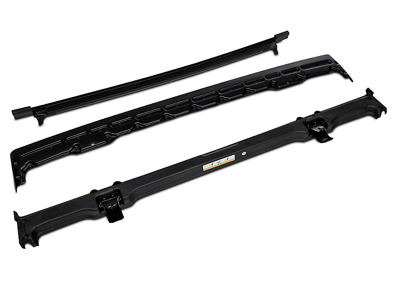 Rugged Ridge Soft Top and Exo-Top Header Kit (07-18 Jeep Wrangler JK)
